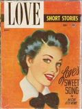 Love Short Stories (1940-1955 Popular Publications) Pulp Vol. 37 #3