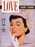 Love Short Stories (1940-1955 Popular Publications) Pulp Vol. 38 #3
