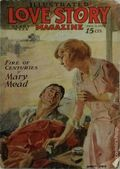 Love Story Magazine (1921-1947 Street & Smith) Pulp 1st Series Vol. 7 #6