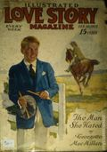 Love Story Magazine (1921-1954 Street and Smith/Popular) Pulp Vol. 9 #3