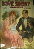 Love Story Magazine (1921-1947 Street & Smith) Pulp 1st Series Vol. 17 #1