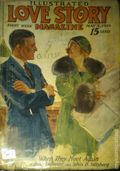 Love Story Magazine (1921-1947 Street & Smith) Pulp 1st Series Vol. 20 #1