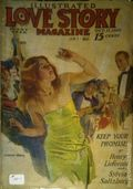 Love Story Magazine (1921-1947 Street & Smith) Pulp 1st Series Vol. 23 #6