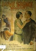 Love Story Magazine (1921-1947 Street & Smith) Pulp 1st Series Vol. 28 #1