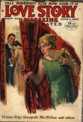 Love Story Magazine (1921-1947 Street & Smith) Pulp 1st Series Vol. 38 #2