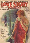 Love Story Magazine (1921-1947 Street & Smith) Pulp 1st Series Vol. 38 #4
