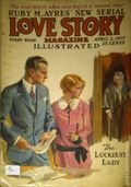 Love Story Magazine (1921-1954 Street and Smith/Popular) Pulp Vol. 45 #3