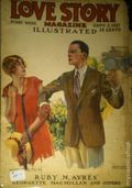 Love Story Magazine (1921-1954 Street and Smith/Popular) Pulp Vol. 49 #1