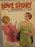 Love Story Magazine (1921-1947 Street & Smith) Pulp 1st Series Vol. 49 #2