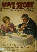 Love Story Magazine (1921-1954 Street and Smith/Popular) Pulp Vol. 52 #1