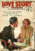 Love Story Magazine (1921-1954 Street and Smith/Popular) Pulp Vol. 52 #4