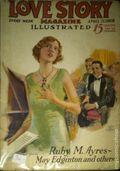 Love Story Magazine (1921-1954 Street and Smith/Popular) Pulp Vol. 54 #4