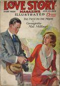 Love Story Magazine (1921-1954 Street and Smith/Popular) Pulp Vol. 54 #5