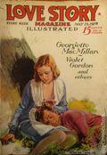 Love Story Magazine (1921-1954 Street and Smith/Popular) Pulp Vol. 55 #2