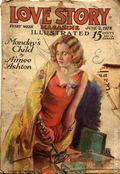 Love Story Magazine (1921-1954 Street and Smith/Popular) Pulp Vol. 55 #4