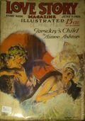 Love Story Magazine (1921-1954 Street and Smith/Popular) Pulp Vol. 55 #5
