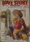 Love Story Magazine (1921-1954 Street and Smith/Popular) Pulp Vol. 56 #4