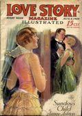 Love Story Magazine (1921-1954 Street and Smith/Popular) Pulp Vol. 57 #1