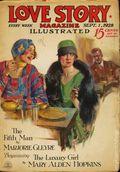 Love Story Magazine (1921-1954 Street and Smith/Popular) Pulp Vol. 57 #5