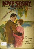 Love Story Magazine (1921-1954 Street and Smith/Popular) Pulp Vol. 58 #1