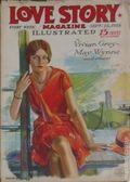 Love Story Magazine (1921-1954 Street and Smith/Popular) Pulp Vol. 58 #2