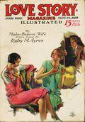 Love Story Magazine (1921-1954 Street and Smith/Popular) Pulp Vol. 58 #3
