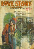 Love Story Magazine (1921-1954 Street and Smith/Popular) Pulp Vol. 59 #1