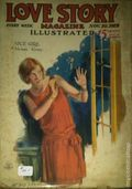 Love Story Magazine (1921-1954 Street and Smith/Popular) Pulp Vol. 59 #3