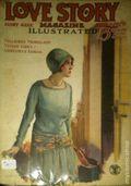 Love Story Magazine (1921-1954 Street and Smith/Popular) Pulp Vol. 61 #4