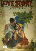 Love Story Magazine (1921-1954 Street and Smith/Popular) Pulp Vol. 61 #6