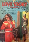 Love Story Magazine (1921-1954 Street and Smith/Popular) Pulp Vol. 70 #4