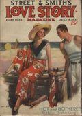 Love Story Magazine (1921-1947 Street & Smith) Pulp 1st Series Vol. 82 #3