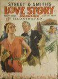 Love Story Magazine (1921-1954 Street and Smith/Popular) Pulp Vol. 87 #1