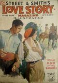 Love Story Magazine (1921-1954 Street and Smith/Popular) Pulp Vol. 93 #3