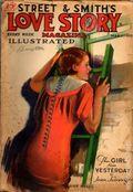 Love Story Magazine (1921-1954 Street and Smith/Popular) Pulp Vol. 97 #1