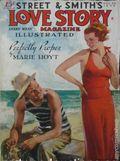 Love Story Magazine (1921-1954 Street and Smith/Popular) Pulp Vol. 101 #1