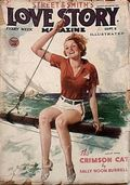 Love Story Magazine (1921-1954 Street and Smith/Popular) Pulp Vol. 110 #1