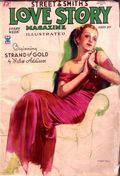 Love Story Magazine (1921-1954 Street and Smith/Popular) Pulp Vol. 110 #4