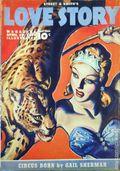 Love Story Magazine (1921-1947 Street & Smith) Pulp 1st Series Vol. 150 #1