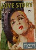 Love Story Magazine (1921-1954 Street and Smith/Popular) Pulp Vol. 152 #5