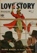 Love Story Magazine (1921-1954 Street and Smith/Popular) Pulp Vol. 154 #2