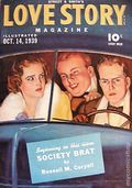 Love Story Magazine (1921-1954 Street and Smith/Popular) Pulp Vol. 154 #3
