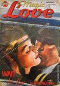 Magic Love (1945-1947 Arrow Publishing) Pulp Vol. 1 #3