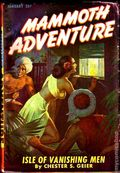 Mammoth Adventure (1946-1947 Ziff Publishing) Pulp Vol. 2 #1