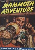 Mammoth Adventure (1946-1947 Ziff Publishing) Pulp Vol. 2 #2
