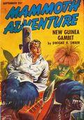 Mammoth Adventure (1946-1947 Ziff Publishing) Pulp Vol. 2 #5