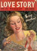 Love Story Magazine (1921-1954 Street and Smith/Popular) Pulp Vol. 156 #1