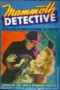 Mammoth Detective (1942-1947 Ziff Davis) Pulp Vol. 1 #1