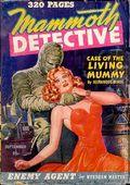 Mammoth Detective (1942-1947 Ziff Davis) Pulp Vol. 1 #2