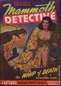 Mammoth Detective (1942-1947 Ziff Davis) Pulp Vol. 2 #1